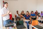 Os 17 agentes de desenvolvimento local selecionados pelo Projeto Ecosol Territorial começaram a ser capacitados nesta segunda-feira