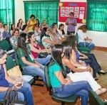 Patrícia do Amaral, por sua vez, destacou o papel dos Centros de Referência Especializado de Assistência Social