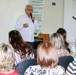 Moisés Avelino destacou a importância das políticas públicas de assistência social e da troca de experiências
