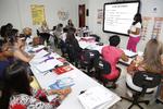 A meta para 2017 é garantir o atendimento a mais de 45 mil alunos das redes estadual e municipal