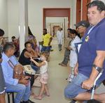 Mais de cem pacientes foram avaliados no Hospital Geral de Palmas e pelo Serviço de Regulação