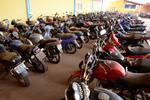 Caso as providências não sejam tomadas dentro de 30 dias, a partir da notificação no DOE, os carros e motocicletas serão levados a leilão público.