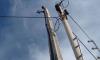 Após a retirada do medidor, que estava adaptado para registrar um consumo menor de energia, o homem efetuou uma ligação clandestina diretamente na rede