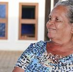 Sem parentes em Palmas, Maria das Graças agradece a existência da Casa