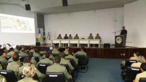 Novas práticas do Executivo é tema de palestra de abertura do CAO e lançamento do CEAS da Polícia Militar em Palmas_300.jpg