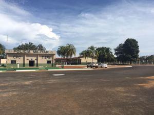 1º Batalhão da PM inaugura obras asfálticas nesta quarta, 19, em Palmas_300.jpg