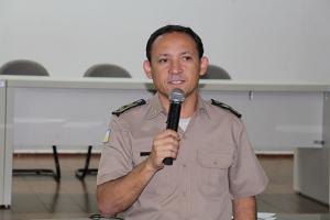 Chefe do Estado Maior, coronel Edvan de Jesus Silva, fala sobre a importância dos sistemas criados.
