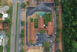Imagem aérea do 1º BPM (02).