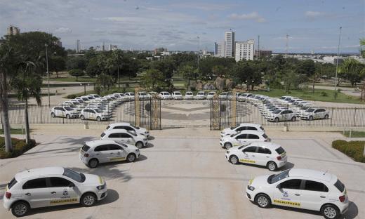 Com investimento R$ 2 milhões em recursos oriundos do Profisco, os veículos serão destinado as Delegacias Regionais da Receita em vários municípios
