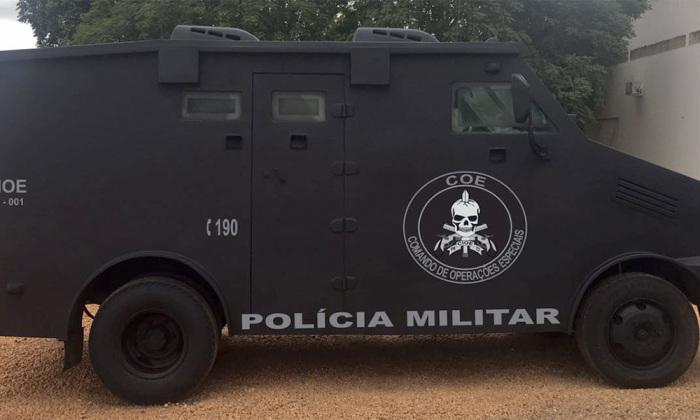 Na oportunidade, a Polícia Militar também receberá uma viatura blindada, que atuará no combate a criminosos de alta periculosidade e fortemente armados