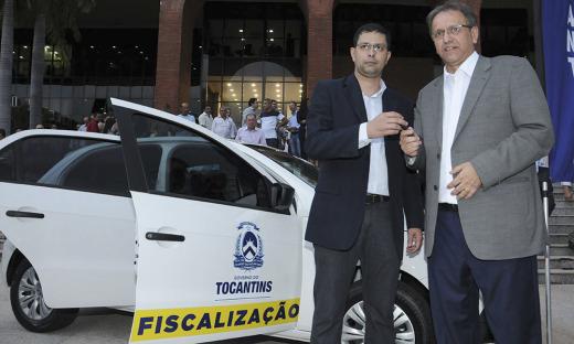 A nova frota será utilizada nas atividades do Fisco, no combate à sonegação