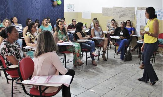 Educadores estudaram as metodologias dos programas do Instituto Ayrton Senna para aplicarem em seus municípios