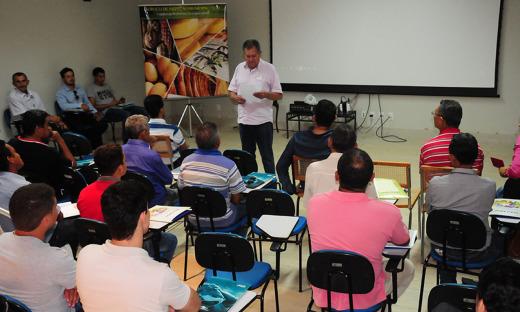 Cerca de 50 profissionais de 31 municípios do Tocantins participaram da 1ª Oficina de Capacitação do Serviço de Inspeção Municipal (SIM)