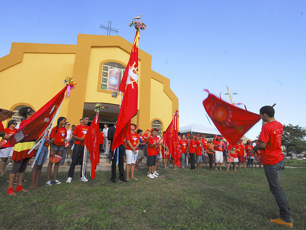 Folia do Divino Espírito Santo faz parte do calendário de festas tradicionais do Estado