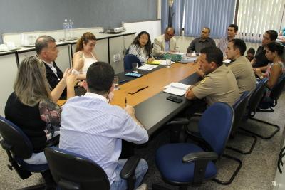 A proposta é que o grupo seja formalizado nos próximos dias em forma de um Comitê