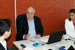 Banco Mundial avalia andamento do PDRIS