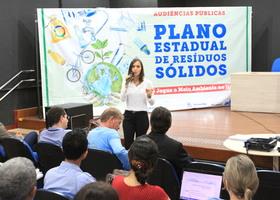 Secretária Meire Carreira enfatizou que o PERS é um instrumentos que propõe soluções