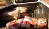 A mercadoria apreendida estava na carroceria de uma caminhonete, e seria destinada ao comércio local