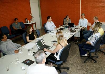 Técnicos da Seplan discutem andamento do  ZEE-TO