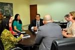Em reunião com os servidores nesta quinta-feira, 27, o secretário Geferson Barros destacou que vai trabalhar pela reestruturação da Pasta