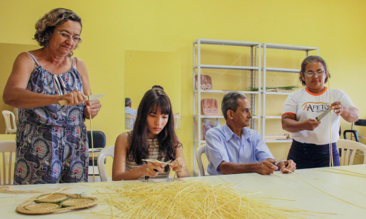 Por meio do projeto Acreditando e Apoiando às Famílias Tocantinenses (Aafeto) foram realizadas qualificações
