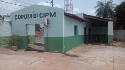 Instalações físicas do COPOM, o 190, na 6ª CIPM_400.jpg