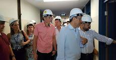 A obra foi financiada pelo Banco do Brasil e a Secretaria de Infraestrutura foi interveniente no processo e acompanhou cada passo com o objetivo de garantir a qualidade e a celeridade da obra.