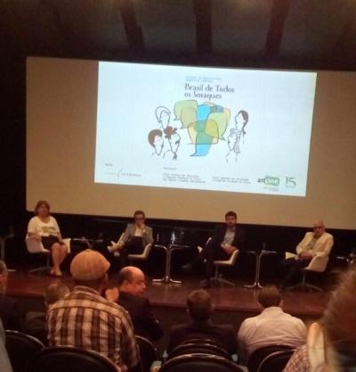 Durante o evento foram apresentados dados importantes sobre a evolução do audiovisual nos estados.