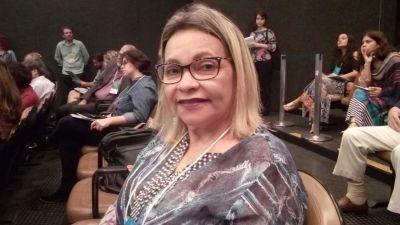 A superintendente de Desenvolvimento da Cultura, Noraney Fernandes, representando o Tocantins, disse que o evento é um espaço de diálogo.