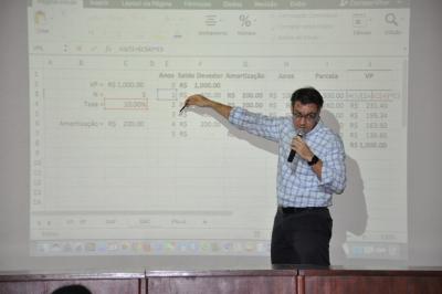 Avaliação econômico-financeira foi tema do segundo dia de reunião do Projeto Interáguas