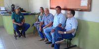 Sr. Luiz Secretário Municipal de Agricultura de Pium e Sindicato Rural