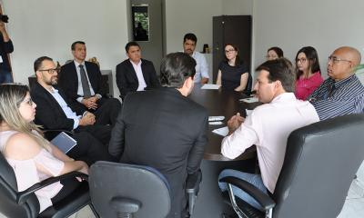 O presidente da ARP, Cláudio Schüller, destacou que esse primeiro encontro foi bastante positivo e serviu para apresentar a sua equipe de trabalho e conhecer a equipe da ATR