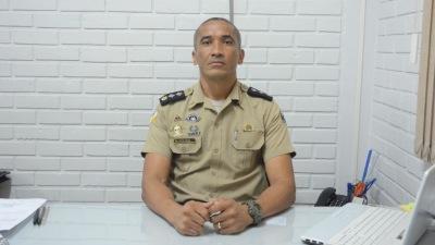Major Edilson, diretor do CPM Araguaína.JPG