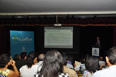 Palestra do Diretor-Adjunto da FGV  Dr. José Bento Carlos Amaral Jr.
