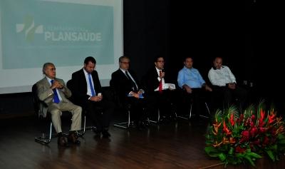 O seminário aconteceu na manhã desta quinta-feira, 11, do auditório do Memorial Coluna Prestes