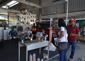 A Agrotins também tem sido vitrine para o artesanato do Tocantins