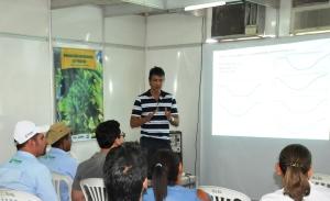 Metereologia do Distrito Federal -INMET-DF, Mozar de Araújo Salvador