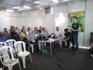 Palestra Cadastro Ambiental Legislação e Licenciamento Florestal do Tocantins e Sistema DOF