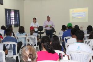 Mais voluntários pelo Meio Ambiente recebem carteiras de identificação na Agrotins