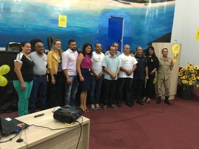 Lançamento do Maio Amarelo em Porto Nacional