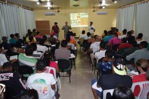 Condutores de visitantes recebe capacitação no Parque Estadual do Jalapão