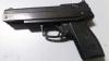 Com um dos suspeitos de tentativa de furto foi apreendido um simulacro de arma de fogo, utilizado no crime