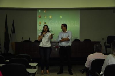 Evento em comemoração ao primeiro ano da Unicet
