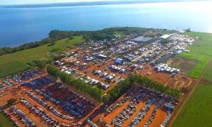 Segundo os números divulgados pela Seagro, 652 empresas montaram seus estandes na Feira, sendo que 20 estiveram no evento pela primeira vez
