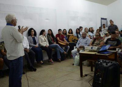 O secretário de Desenvolvimento Rural de Palmas, Roberto Jorge Sahium, ressaltou a importância do projeto para o Case.