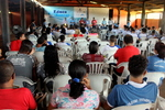 Palestras realizadas em Aurora do Tocantins na segunda edição do Educa Sanear