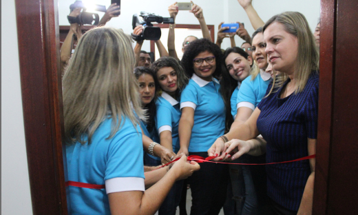 As obras foram inauguradas na tarde desta quarta-feira, 17, com a presença da vice-governadora Claudia Lelis