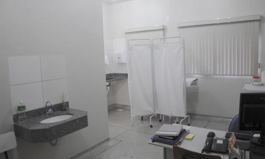 No Hospital e Maternidade Dona Regina, o Savis passará a contar com mais sigilo e segurança com a ampliação do espaço físico