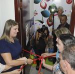 A entrega dos espaços foi feita pela vice-governadora Claudia Lelis e parceiros do projeto