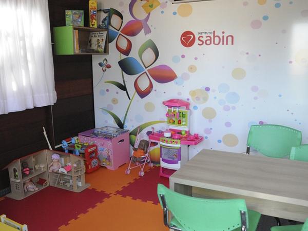 O novo espaço no Hospital Infantil de Palmas será usado pela equipe multidisciplinar do Serviço de Referência no Atendimento de Crianças em Situação de Violência no Tocantins